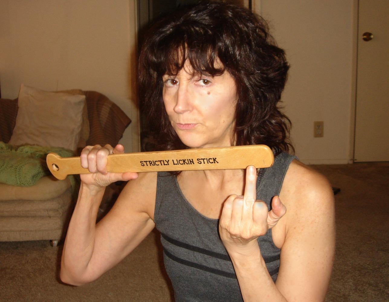 Erica scott spank