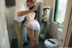 bathroomspanking