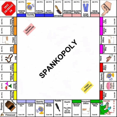 spankopoly